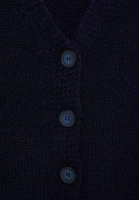 Mango - MANY-I - Cardigan - blauw - 6