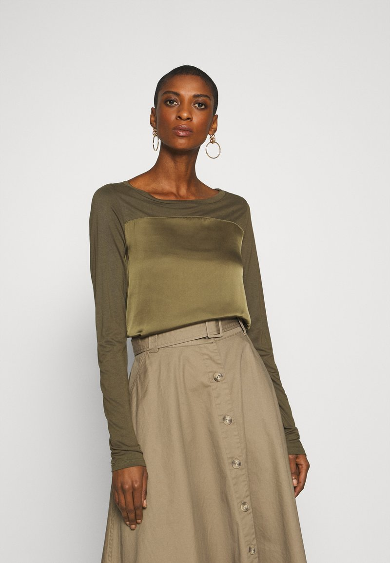 Anna Field - Long sleeved top - olive