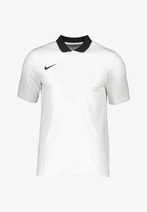 Polo shirt - weissschwarz