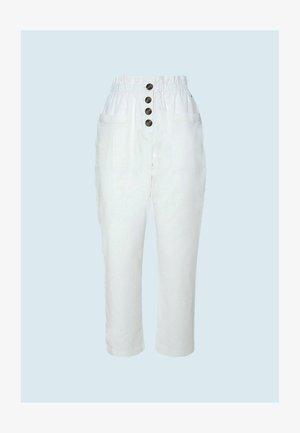 HAZEL - Pantalon classique - blanco off