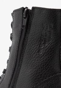 Bullboxer - Platform ankle boots - black - 2