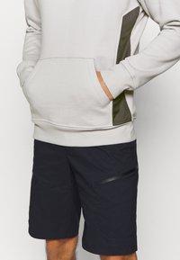 Columbia - MINAM RIVERCREW - Sweatshirt - nimbus grey heather/city grey - 5