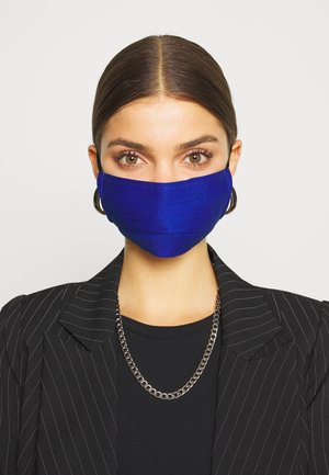 3 PACK - Stofmaske - blue/dark blue