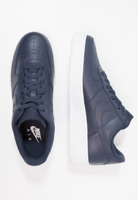 Nike Sportswear - AIR FORCE - Sneakers basse - obsidian/white - 1