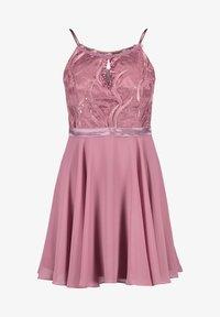 Vera Mont - MIT CUT-OUTS - Cocktail dress / Party dress - pink - 0