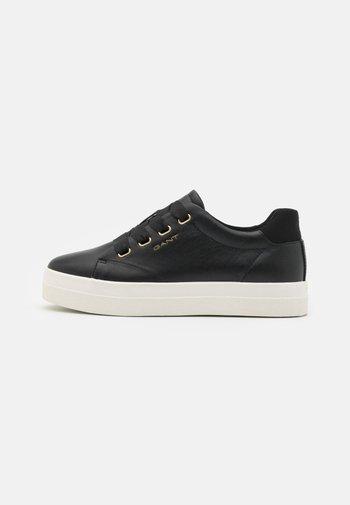 AVONA - Sneakers - black