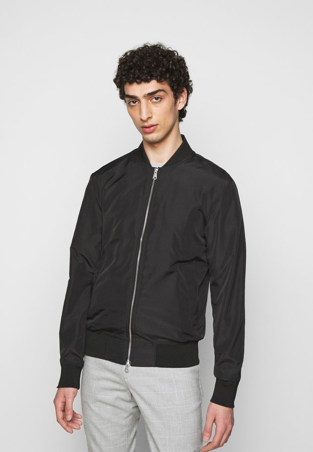 THOM GRAVITY JACKET - Bomber Jacket - black