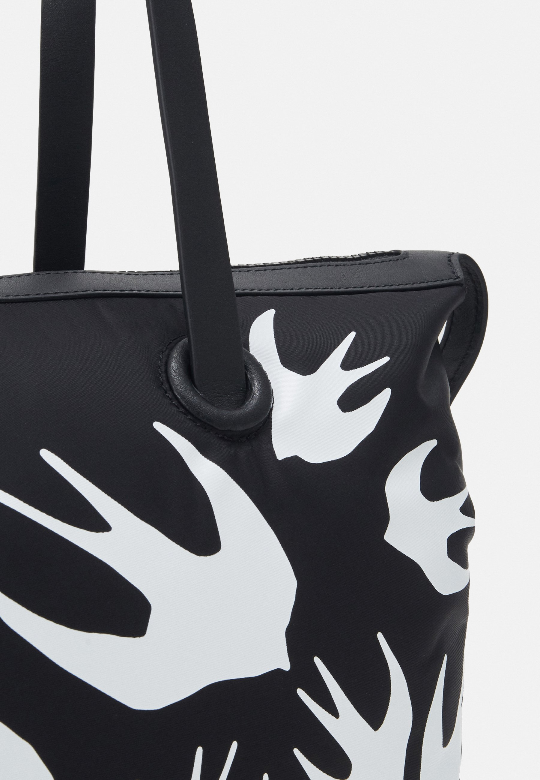 McQ Alexander McQueen MAGAZINE TOTE SWALLOW Shoppingveske