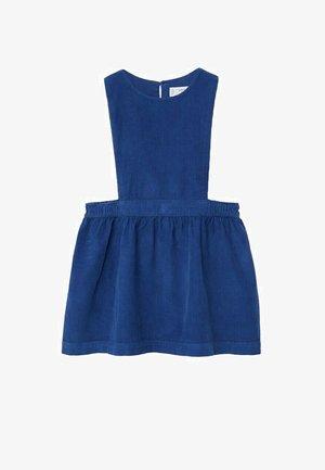 PALMA - Korte jurk - blauw