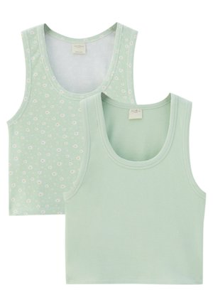 2 PACK - Top - light green