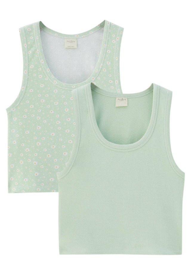 2 PACK - Linne - light green