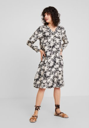 NITA DRESS - Day dress - black