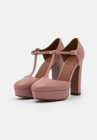 L'Autre Chose - D'ORSAY - High heels - ancient pink - 2