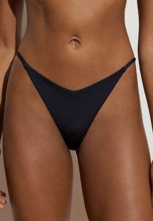 STRAPPY  - Bikini bottoms - black