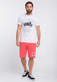 Petrol Industries - Shorts - red - 1