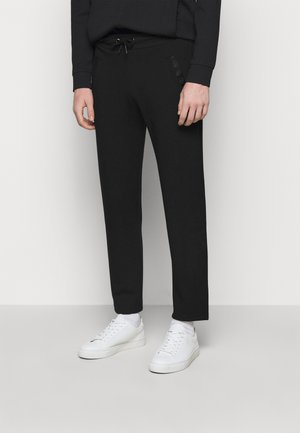 SALENTO - Tracksuit bottoms - black