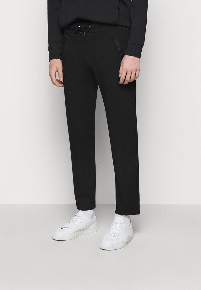 SALENTO - Teplákové kalhoty - black