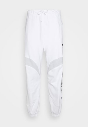 AIR - Tracksuit bottoms - white