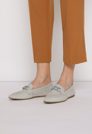 Slip-ons - soft grey