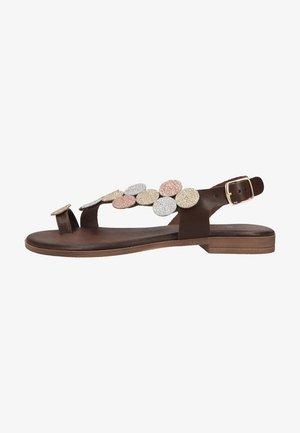 Sandaler m/ tåsplit - t moro