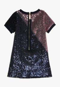 Little Marc Jacobs - Cocktail dress / Party dress - dark blue/light pink - 1