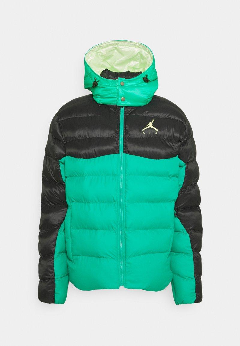 Jordan - JUMPMAN AIR PUFFER - Zimní bunda - neptune green