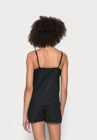 KARL LAGERFELD - SHORT - Pyjamas - black - 2