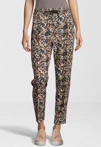 miss goodlife - Trousers - brown - 0