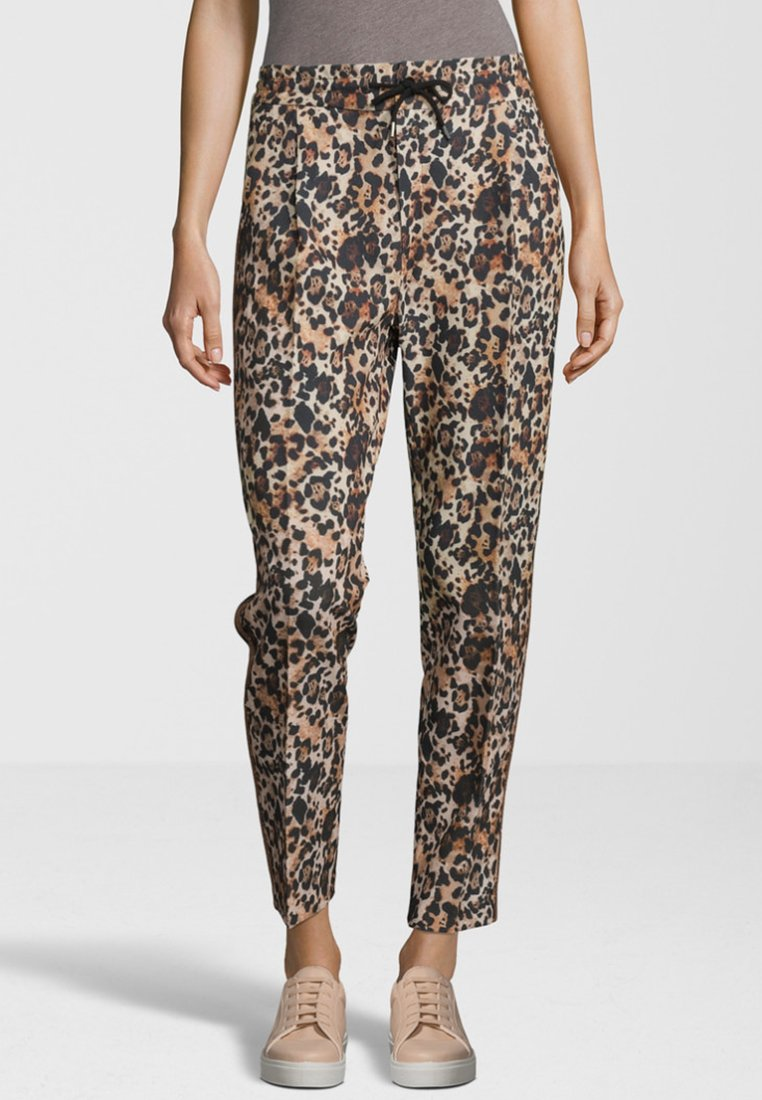 miss goodlife - Trousers - brown