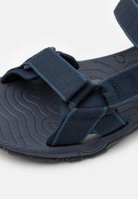 Jack Wolfskin - LAKEWOOD RIDE - Walking sandals - night blue - 5