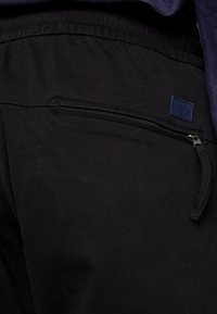 DOCKERS - PULL ON - Trousers - black - 4