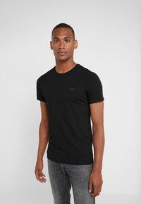 JOOP! - 2 PACK - T-shirt basic - black - 1