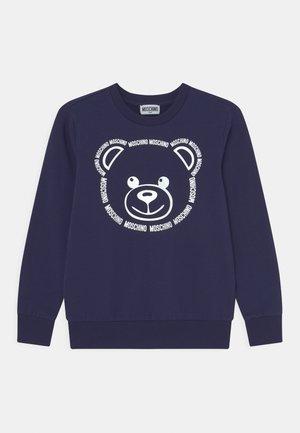 UNISEX - Sweatshirt - navy blue
