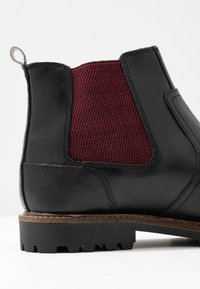 Base London - WILKES - Classic ankle boots - black - 5