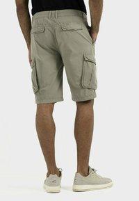 camel active - REGULAR FIT - Shorts - khaki - 2