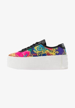 PLATFORM SOLE - Sneakers basse - multicolor