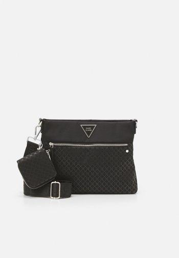 SET - Across body bag - black