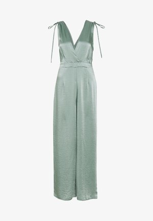 VIFLOATING JUMPSUIT - Jumpsuit - green milieu