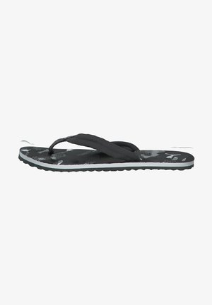 T-bar sandals - black asphalt