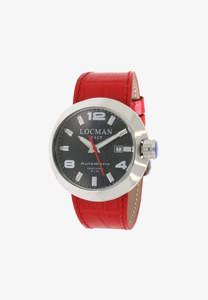 Chronograph watch - red