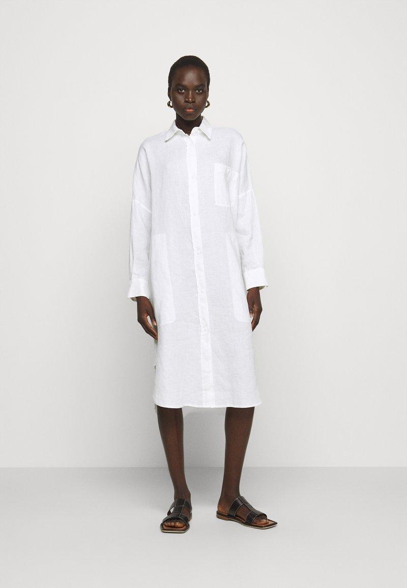 Max Mara Leisure - PROCIDA - Shirt dress - weiss