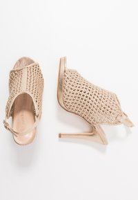 Laura Biagiotti - Sandaler med høye hæler - star light gold - 3