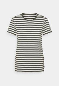 Marc O'Polo DENIM - SHORT SLEEVE STRIPE - Print T-shirt - deep depth - 0