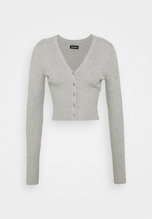Gilet - mottled light grey