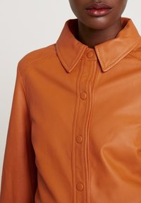 Ibana - KAYLA - Button-down blouse - orange - 5