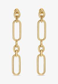 QOOQI - Earrings - gold - 1