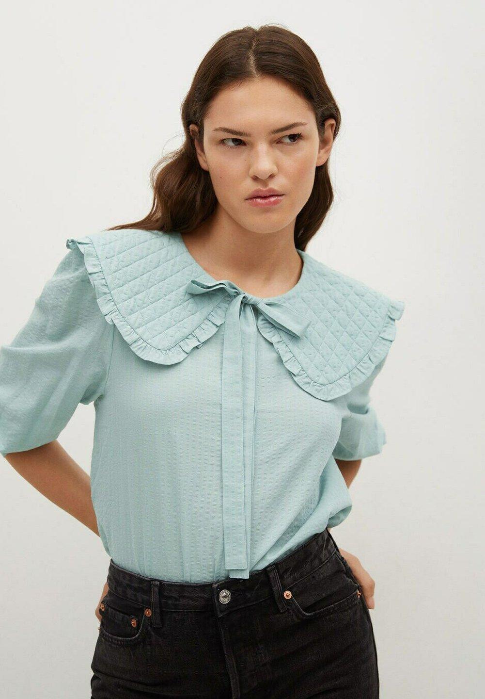 Women HONEY - Button-down blouse