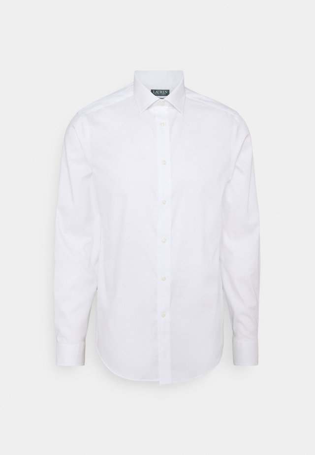 LONG SLEEVE SHIRT - Formal shirt - white