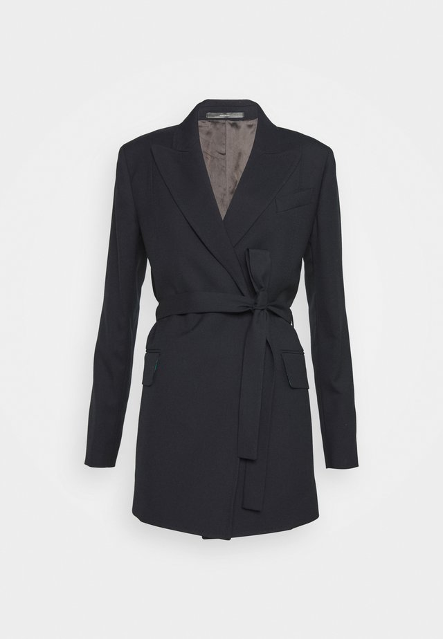WOMENS JACKET - Short coat - dark blue