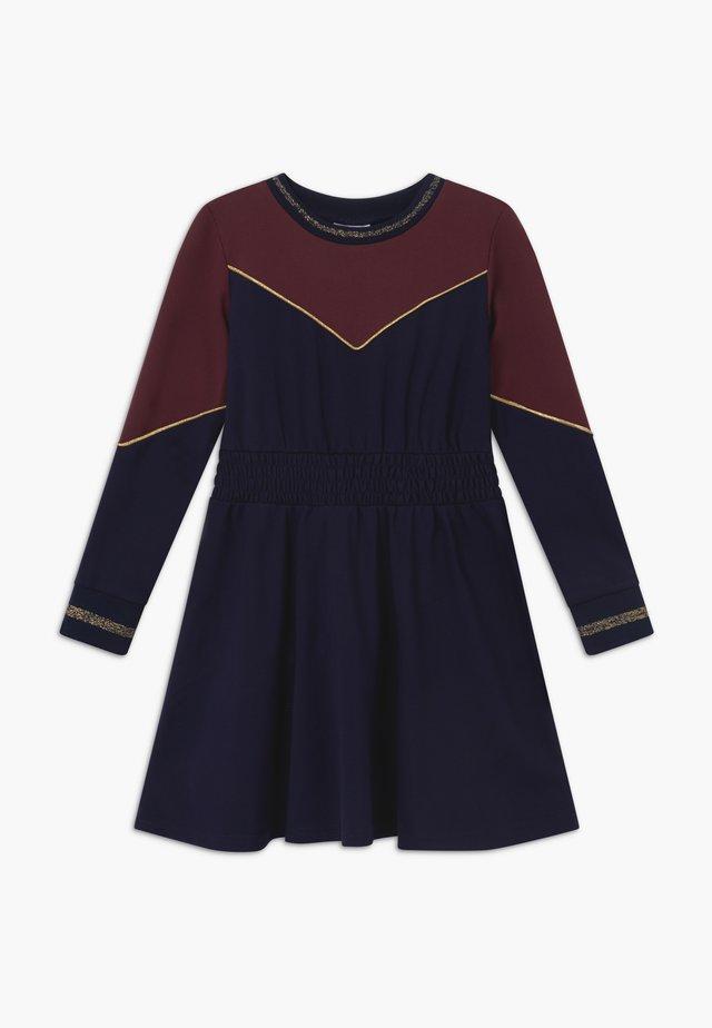 ROSA - Jersey dress - navy blazer